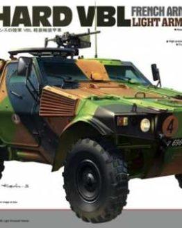 Tiger Model French Army 1987-Present Panhard VBL #TM4603