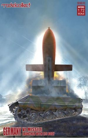 Modelcollect V1 Movable Missle Launcher with E75 Body #MC-UA72093