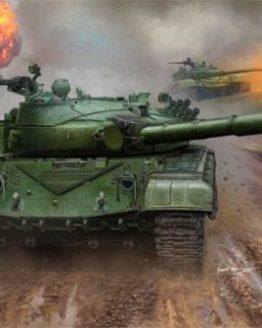 Trumpeter Russian T-72B MBT #TRU0924