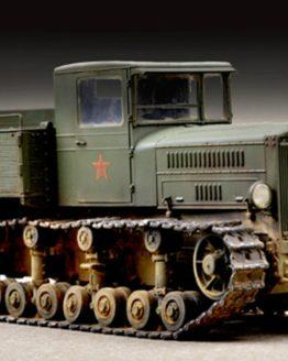 Trumpeter Soviet Komintern Artillery Tractor #TRU7120