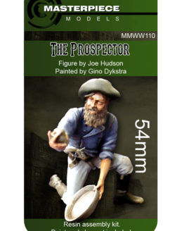 Resin Model Kits - Prospector 54mm