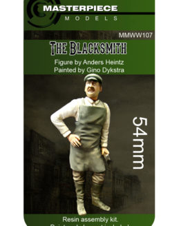 resin model kits blacksmith