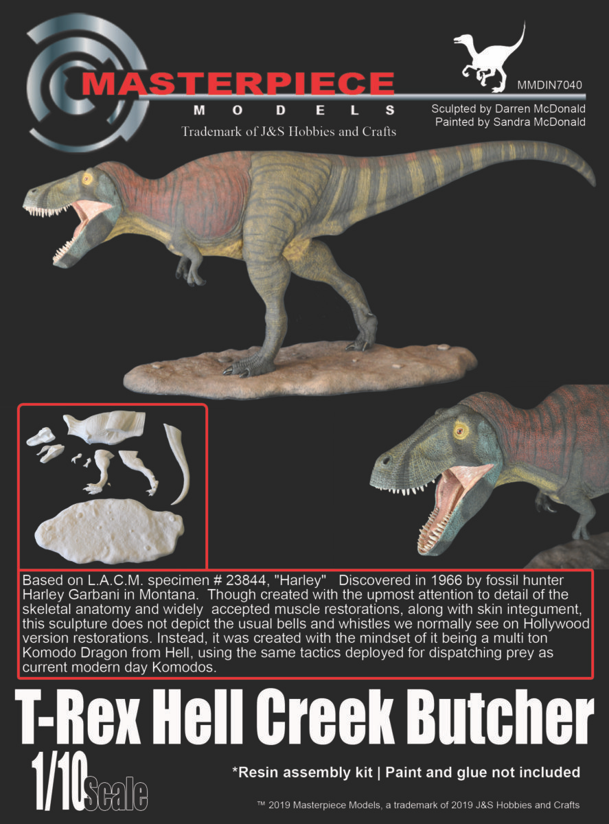 T-Rex Model