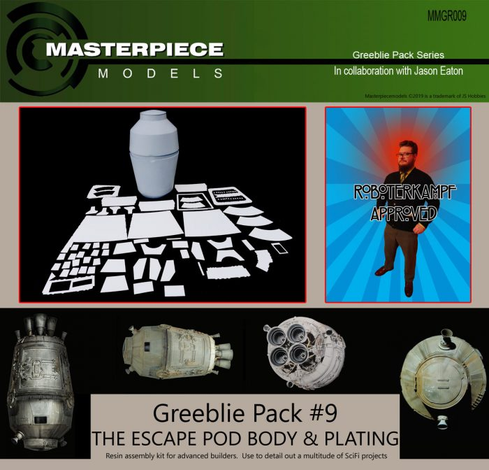 Greeblie Pack 9