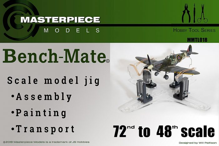 Scale Model Jig 72nd to 48th Scale
