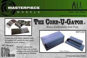 The Corrugator HO Scale