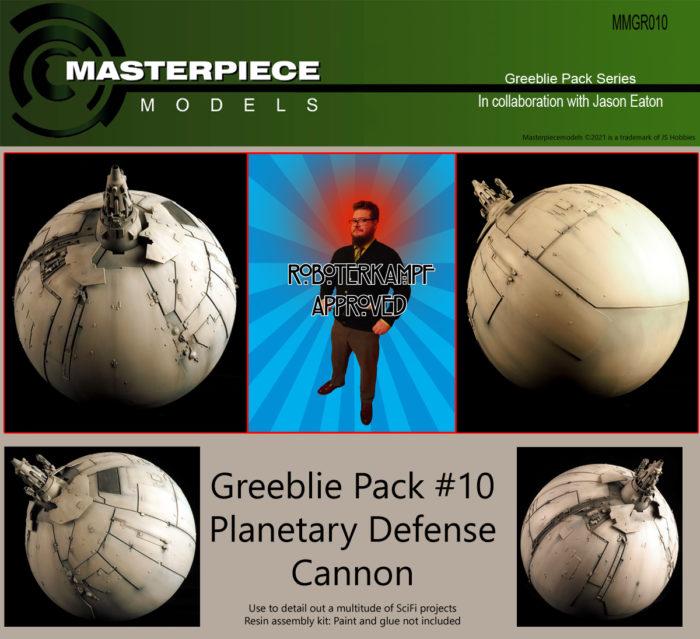 Greeblie Pack 10